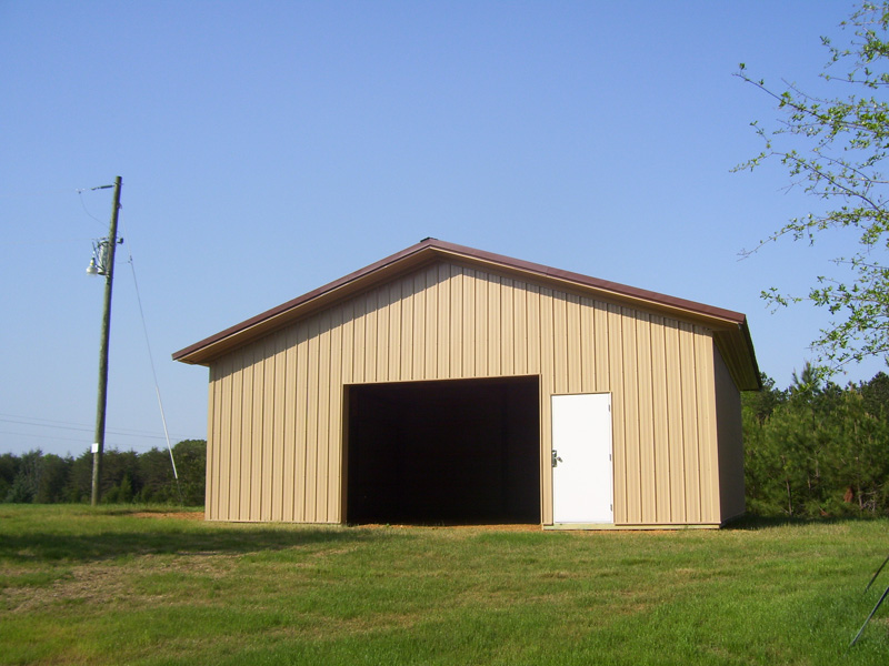 Pole Building